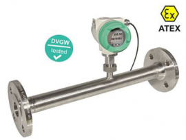 Đồng hồ đo lưu lượng khí mặt bích VA570 Cs Instrument