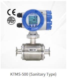 Đồng hồ đo lưu lượng ngành thực phẩm KTMS 500 Kometer.
