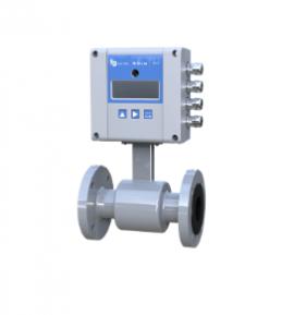Đồng hồ đo lưu lượng nước Modmag M5000 hãng Badger Meter.