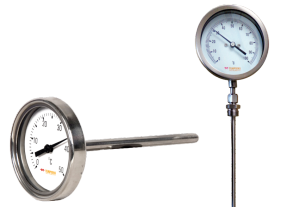 Đồng hồ đo nhiệt độ dạng cơ hãng Tempsen.
