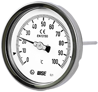 Đồng hồ nhiệt độ Thermometer T110-Wise Vietnam-TMP Vietnam