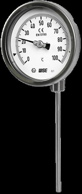 Đồng hồ nhiệt độ Thermometer T190-Wise Vietnam-TMP Vietnam