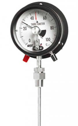 Đồng hồ nhiệt độ Thermometer T721, T722, T723, T724-Wise Vietnam-TMP Vietnam