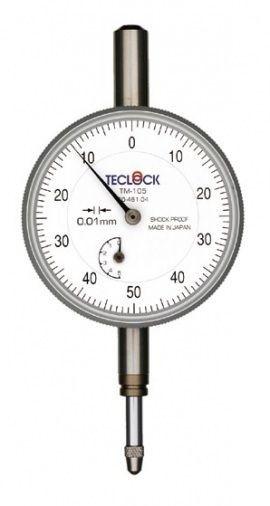 Đồng hồ so TM-1205 Dial Indicator-Teclock Vietnam-TMP Vietnam