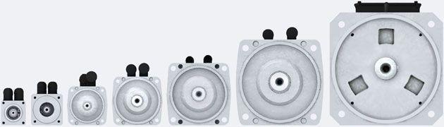 Dynamic servo motors DSD2 BAUMULLER VIETNAM
