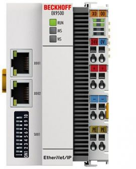 EtherNet/IP Bus Coupler-EK9500-Beckhoff vietnam