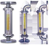 Glass tube flowmeter flange connection F801-Wise Vietnam-TMP Vietnam