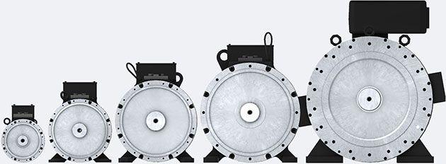 High-torque motors DST2 BAUMULLER VIETNAM