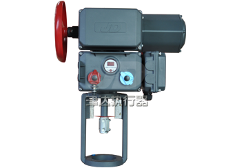 Intelligent electric actuator with straight travel_Jinda Vietnam