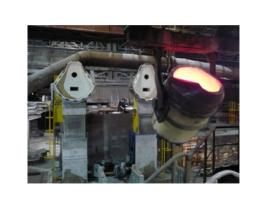 Lò sấy kim loại,thép của hãng CEBA