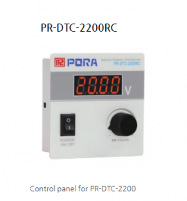 Màn hình điều khiển  PR-DTC-2200RC hãng Pora