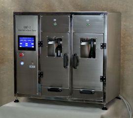 Máy đo áp suất chịu của chai thủy tinh Glass Bottle Burst tester GBBT-2 - AT2E Vietnam
