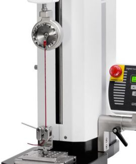 Máy đo lực căng đầu cốt dây điện bán tự động hãng Mark 10.