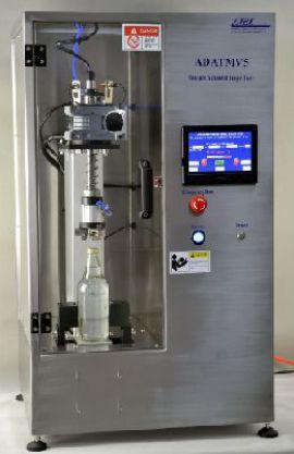 Máy đo và kiểm tra lực vặn mở nắp chai tự động cho ngành nước giải khát