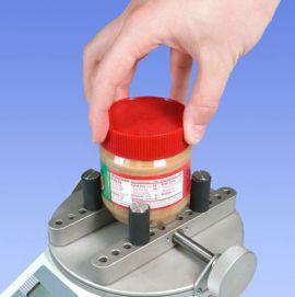 Máy đo lực vặn nắp chai nhựa bằng tay trong ngành thực phẩm