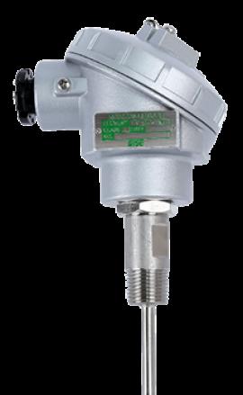 Pt100 R210 Metallic protection tube resistance temperature detector-Wise Vietnam-TMP Vietnam
