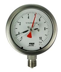 Thiết bị đo áp suất của PCI Instrument