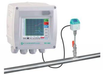 Thiết bị đo lưu lượng khí nén DS 400 hãng Cs Instrument