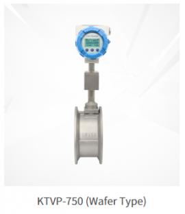 Thiết bị đo lưu lượng KTVP 750 kiểu kết nối Wafer hãng Kometer