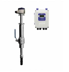 Đồng hồ đo lưu lượng nước dạng que đo RIF180 Riels.