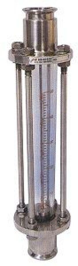 Thiết bị đo lưu lượng Sanitary glass tube flowmeter F811 - Wise Vietnam - TMP Vietnam