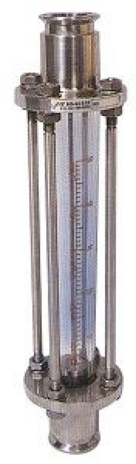 Thiết bị đo mức Sanitary glass tube flowmeter F811 - Wise Vietnam - TMP Vietnam