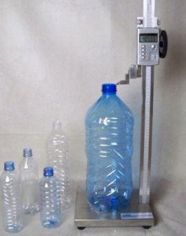 Thiết bị, dụng cụ đo chiều cao chai lọ nhựa HG-1 hãng AT2E tại Việt nam