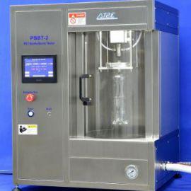 Thiết bị kiểm tra áp suất chịu được của chai nhựa PBBT 2 hãng AT2E.