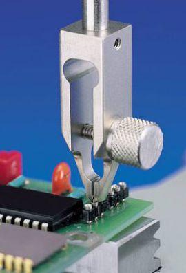 Thiết bị kiểm tra độ bền mối hàn linh kiện điện tử với bo mạch