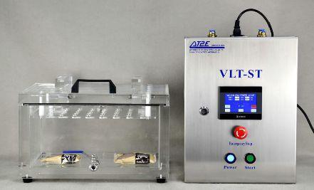 Thiết bị kiểm tra và phát hiện sự rò rỉ khí của bao bì, vỉ thuốc  VLT ST hãng AT2E