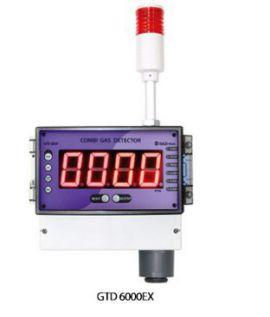 Thiết bị thu khí và phát hiện khí dễ cháy nổ GTD 6000 Gastron